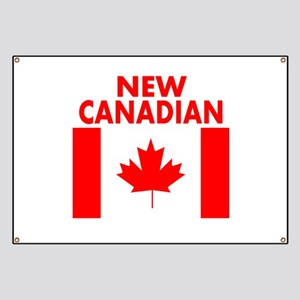 New Canadian Banner