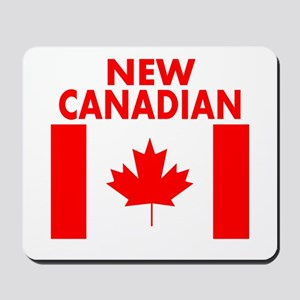 New Canadian Mousepad
