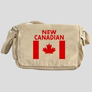 New Canadian Messenger Bag