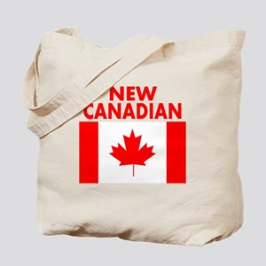 New Canadian Tote Bag