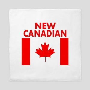 New Canadian Queen Duvet