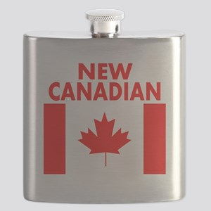 New Canadian Flask