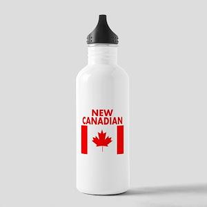 New Canadian Water Bottle