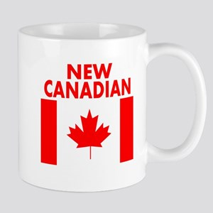 New Canadian Mugs