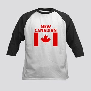 New Canadian Baseball Jersey