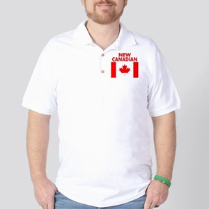 New Canadian Golf Shirt