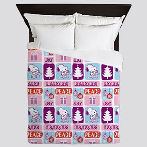 Peace Joy Pillow Queen Duvet