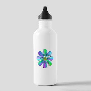Walking Happy Stainless Water Bottle 1.0L