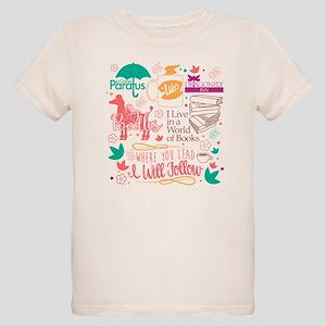 Gilmore Girls Collage Organic Kids T-Shirt