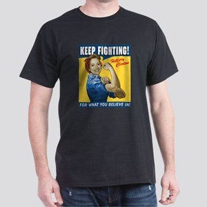 Hillary Clinton Keep Fighting T-Shirt