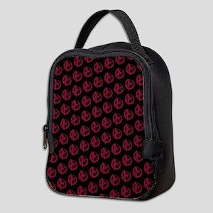 Anarchy Pattern Neoprene Lunch Bag