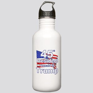 Trump 45 Stainless Water Bottle 1.0L