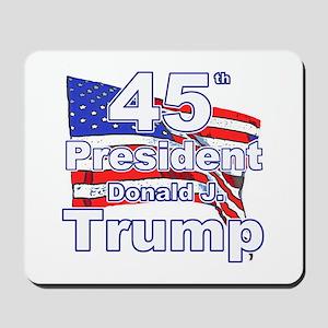 Trump 45 Mousepad