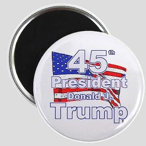 Trump 45 Magnet