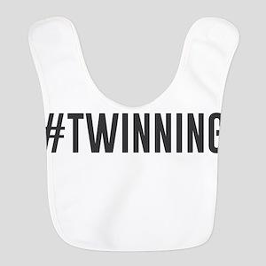 TWINNING Polyester Baby Bib