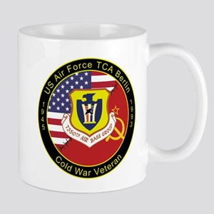 US Air Force TCA Berlin - Cold War Veteran Mugs