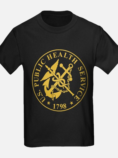 USPHS-Black-Shirt-4 T-Shirt
