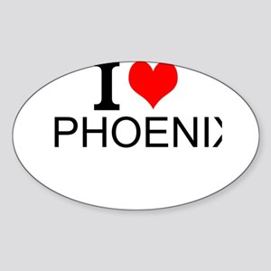 I Love Phoenix Sticker