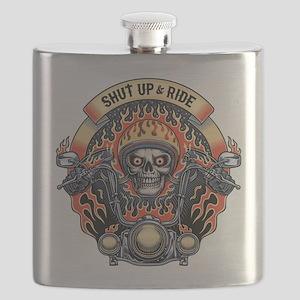 Shut Up & Ride -1116 Flask