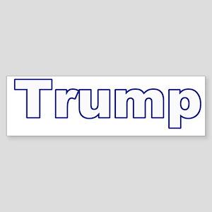 President Trump Bumper Sticker