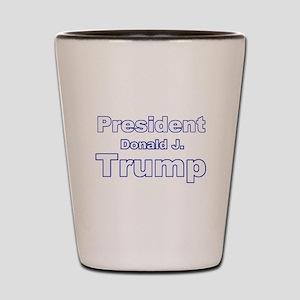 President Trump Shot Glass