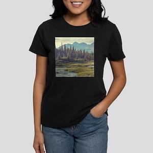 Mountain Meadow Women's Dark T-Shirt