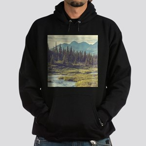Mountain Meadow Hoodie (dark)