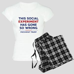 Social Experiment Women's Light Pajamas