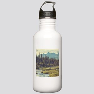 Mountain Meadow Stainless Water Bottle 1.0L