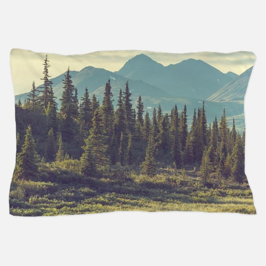 Mountain Meadow Pillow Case