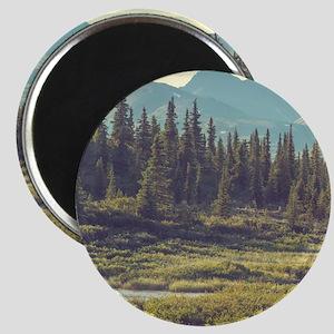 Mountain Meadow Magnet