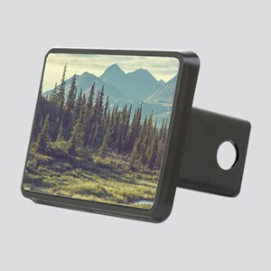 Mountain Meadow Rectangular Hitch Cover