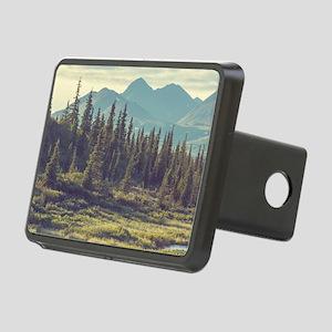 Mountain Meadow Rectangular Hitch Cover