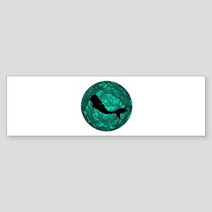 THE MERMAID SPECTRUM Bumper Sticker