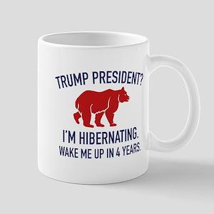 Trump Hibernation Mug