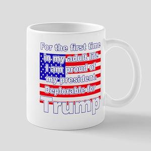 Deplorable for Trump Mug