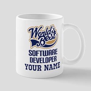 Software Developer Personalized Gift Mugs