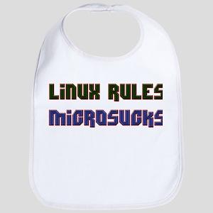 Linux Rules...Microsucks Bib