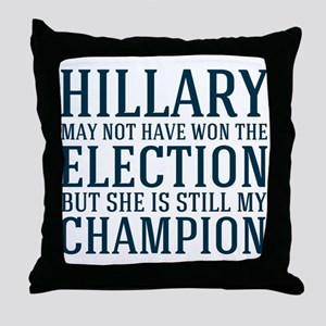 Champion Hillary Throw Pillow