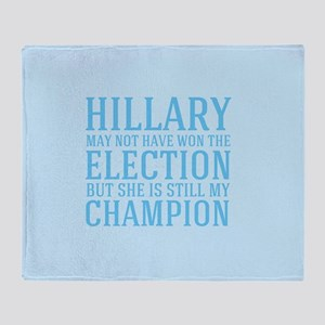 Champion Hillary Throw Blanket