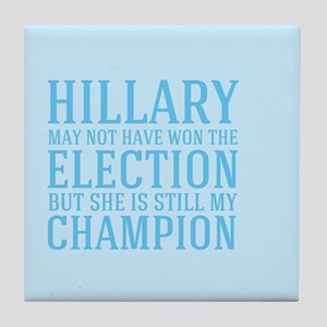 Champion Hillary Tile Coaster