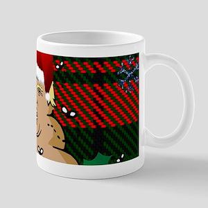 christmas dump trump Mugs