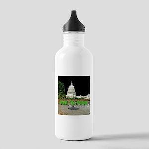 Drain The Swamp Water Bottle