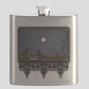 Mesmerized Flask