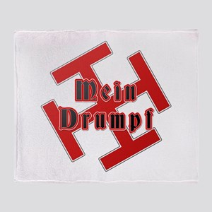 Mein Drumpf Throw Blanket