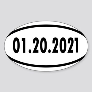 January 20, 2021 Sticker