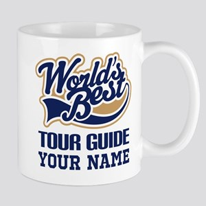Tour Guide Personalized Gift Mugs