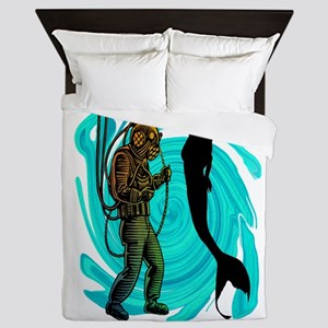THE DISCOVERY Queen Duvet