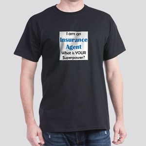 insurance agent Dark T-Shirt