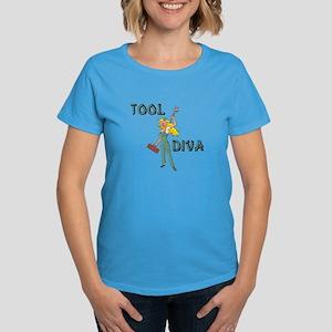 Tool Diva 2 Women's Dark T-Shirt
